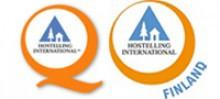 Hostelling International Finland -logo